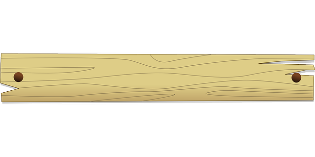 Strip of wood border · free vector graphic on pixabay