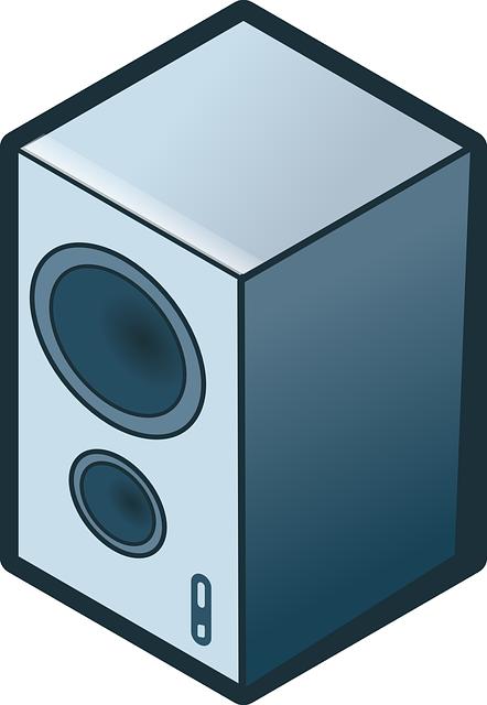 Speaker Amp Loudspeaker · Free vector graphic on Pixabay