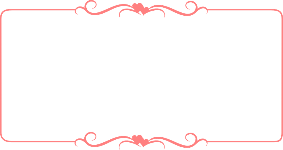 Free vector graphic: Frame, Border, Pink, Design - Free ...
