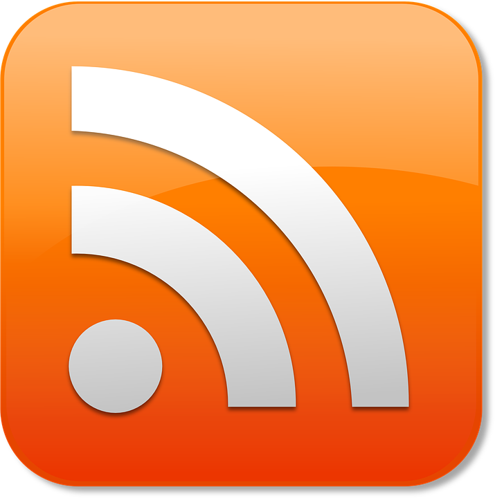 Rss News Feed Logo Blog Posts Update Updated