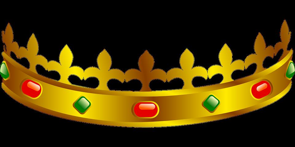 Couronne Tiare Or Images Vectorielles Gratuites Sur Pixabay