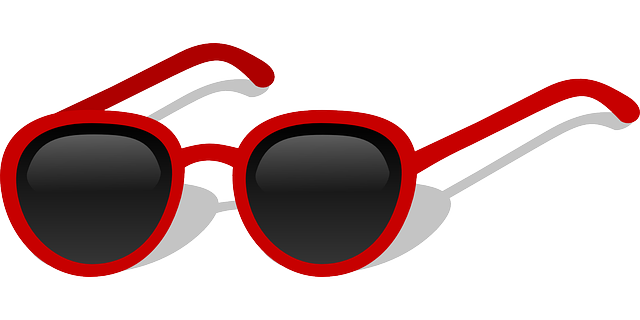 Sunglasses shades protection free vector graphic on pixabay - Lunette de soleil dessin ...