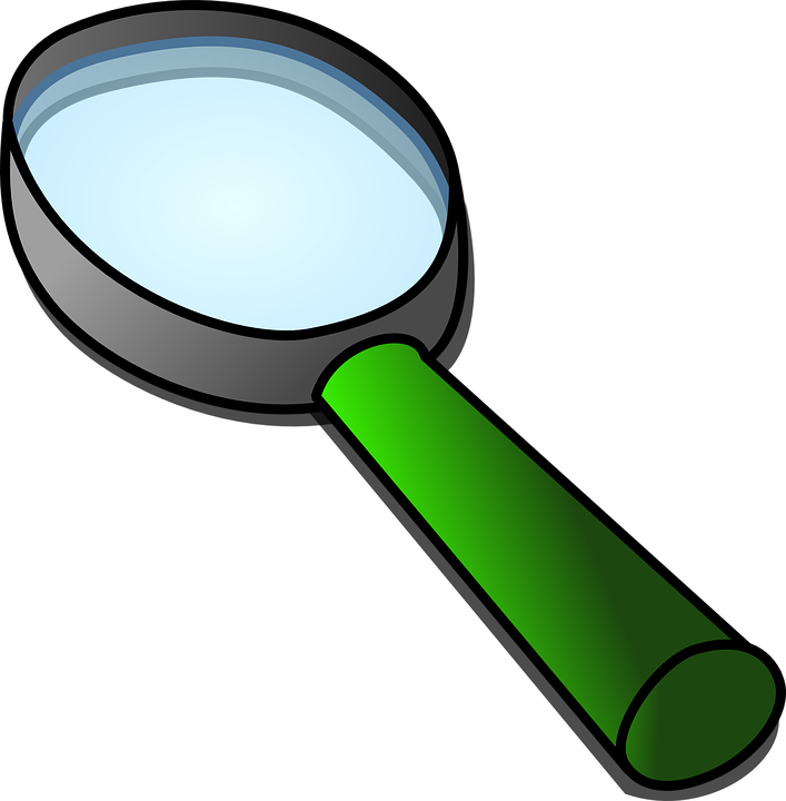 Free Vector Graphic Magnifier Convex Lens Glass
