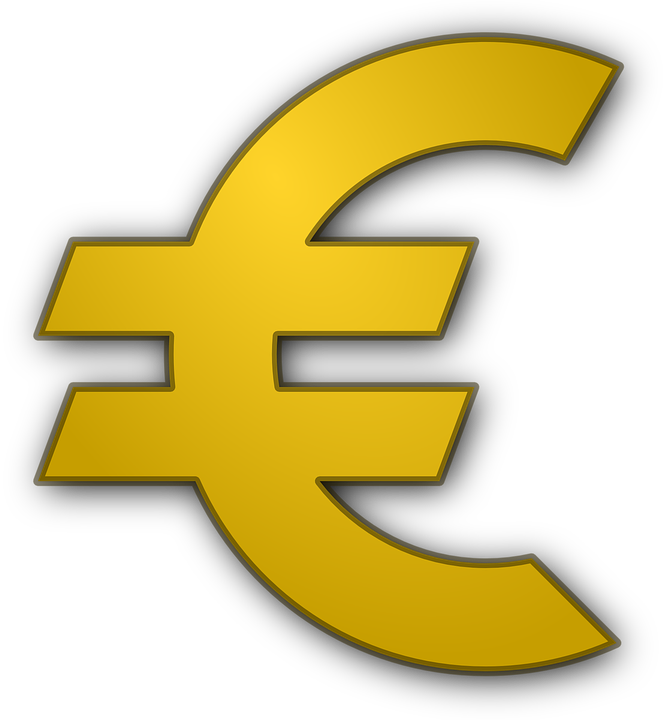 Euro Money Symbol Free Vector Graphic On Pixabay