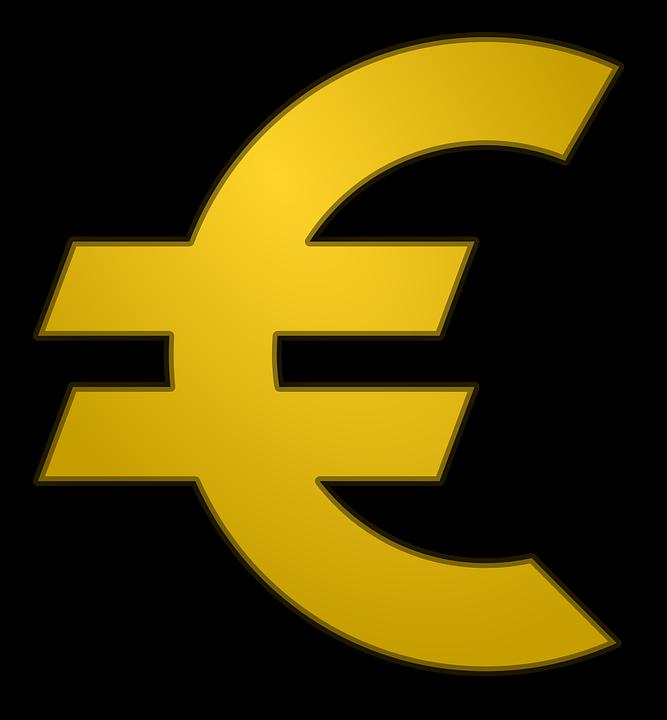 Euro Money Symbol Free Vector Graphic On Pixabay