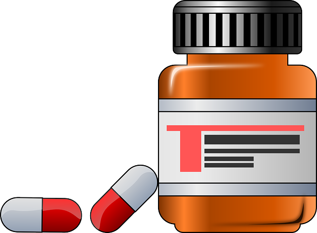 Medicine Bottle Drug · Free vector graphic on Pixabay