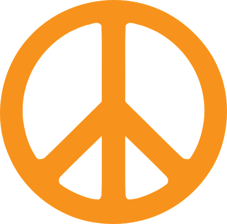 Peaceful Peace Greenpeace Free Vector Graphic On Pixabay
