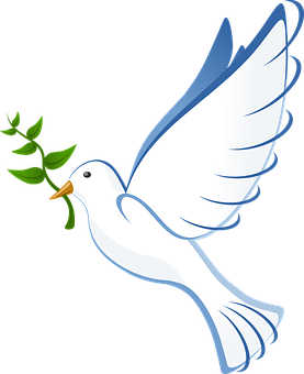 Dove, Peace, Flying, Freedom