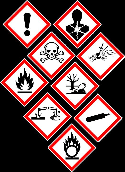 Advertencia, Peligro, Señales, Símbolos, De Seguridad