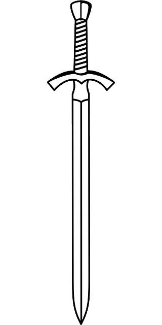 Free vector graphic: Sword, Edged, Weapon, Blade, Steel ...