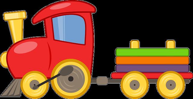 Locomotive Transport Toy · Free Vector Graphic On Pixabay