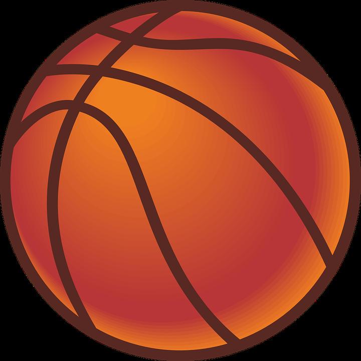 Basket Ball Boule Panier Ballons Images vectorielles