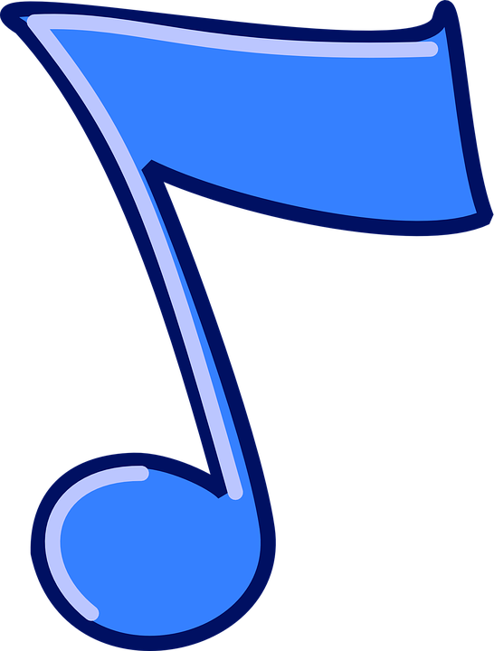 Musical Note Quaver Free Vector Graphic On Pixabay