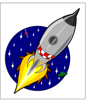 500+ Free Rocket & Space Illustrations - Pixabay