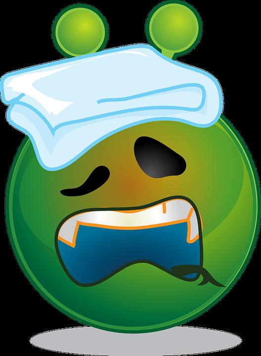 emoji krank