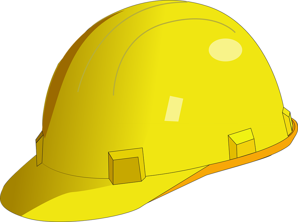 Hardhat, Builder, Cover, Head