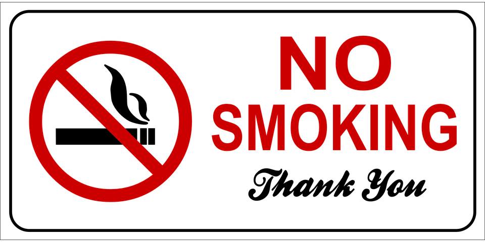 Free Vector Graphic No Smoking Smoking Smoke Free