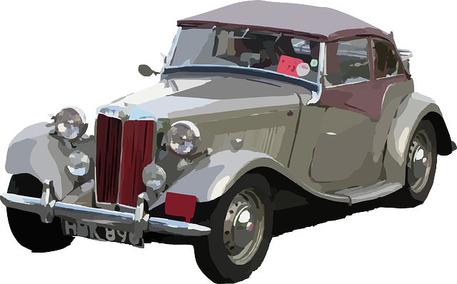 Car Old Vintage 183 Free Vector Graphic On Pixabay