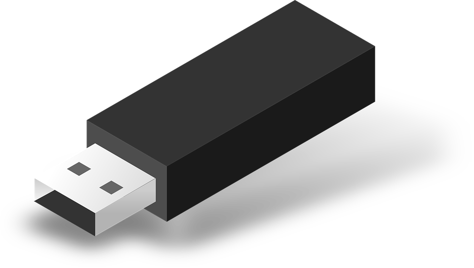 free vector graphic usb flash drive memory stick