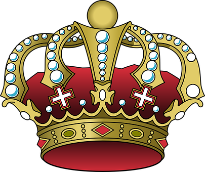 Crown King Emperor Royal Royalty Head