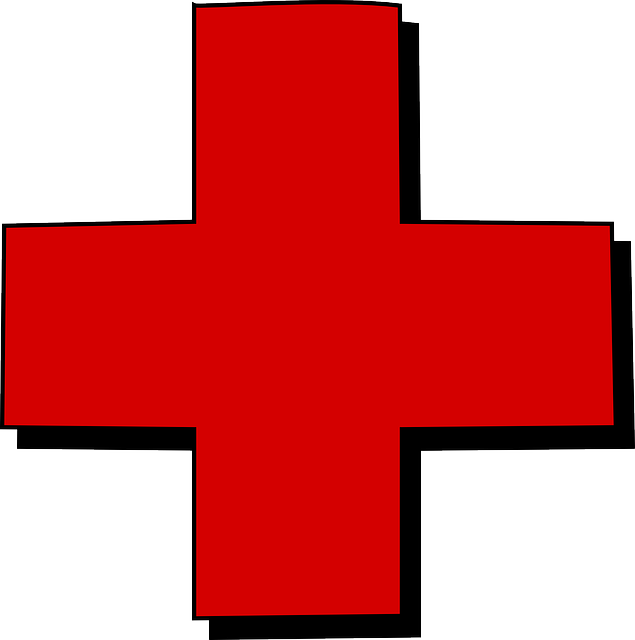 Red Cross Symbol 183 Free Vector Graphic On Pixabay