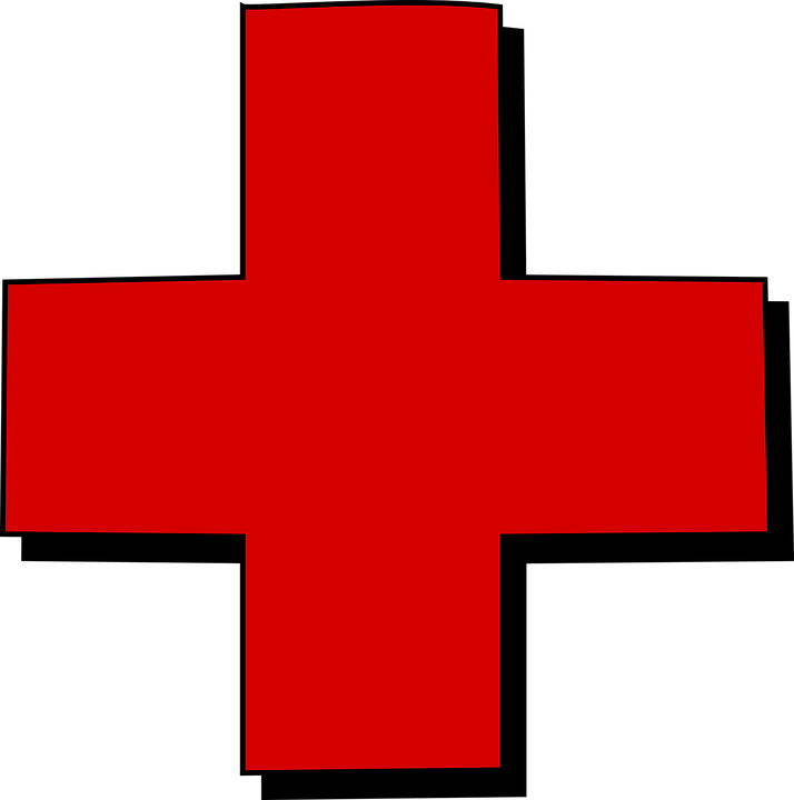 Red Cross Symbol Free Vector Graphic On Pixabay