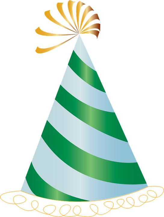 party hat celebration birthday free vector graphic on pixabay rh pixabay com christmas party hat vector party cap vector