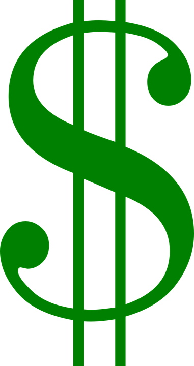 money sign