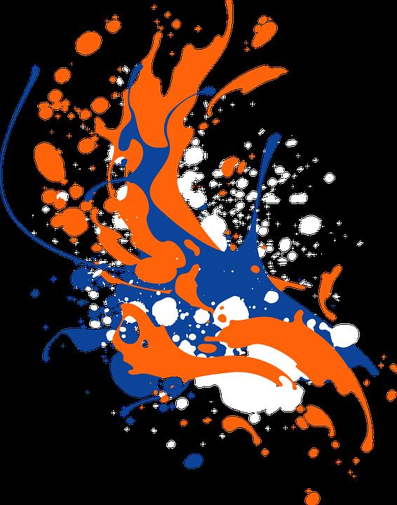 Ink Paint Splash · Free vector graphic on Pixabay