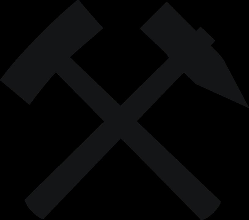 kostenlose vektorgrafik hammer mei el chipping kostenloses bild auf pixabay 42400. Black Bedroom Furniture Sets. Home Design Ideas