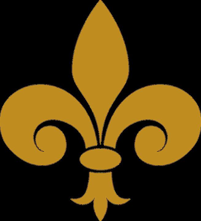 Free Vector Graphic Fleur De Lis Emblem Decoration