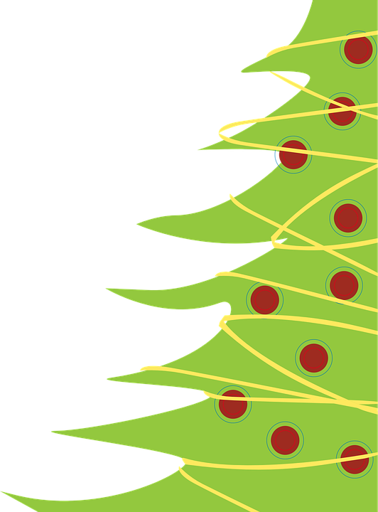 Free vector graphic: Christmas Tree - Free Image on ...
