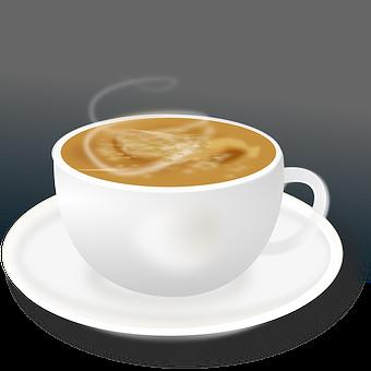 Coffee, Espresso, Cup, Hot, Drink