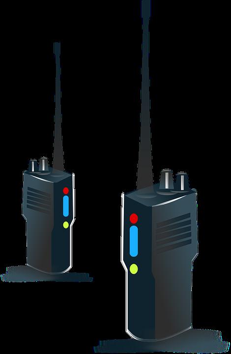 Les talkie walkie Baofeng UV-5R