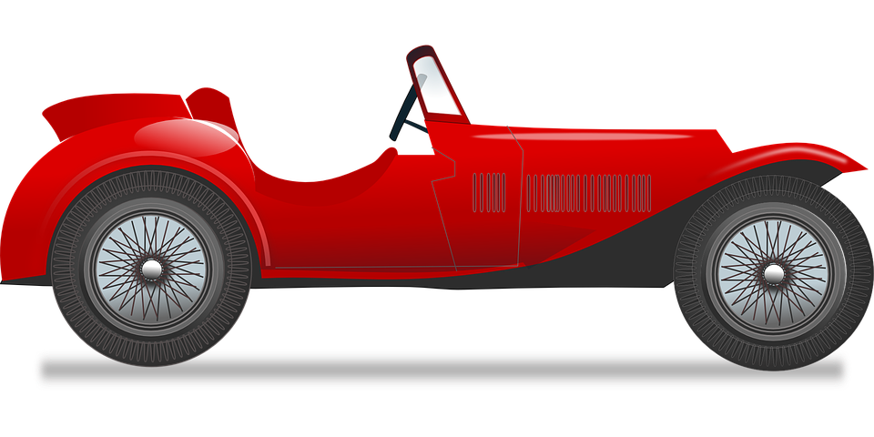 Car Classic Transportation Free Vector Graphic On Pixabay