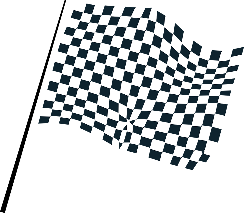 Free vector graphic: Flag, Chequered, Racing, Motorcycle - Free Image on Pixabay - 42580