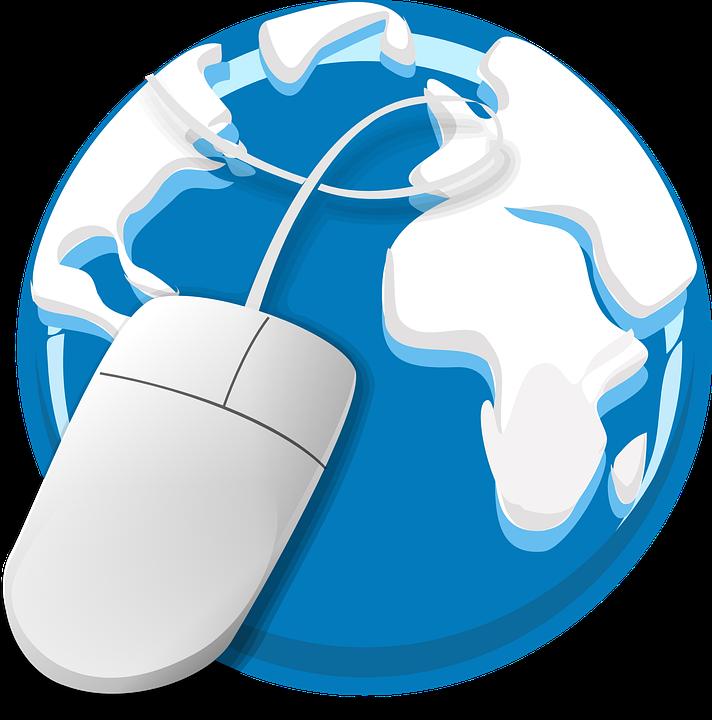 Internet Web Globe - Free vector graphic on Pixabay