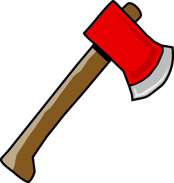 Axe Hatchet Blade · Free vector graphic on Pixabay
