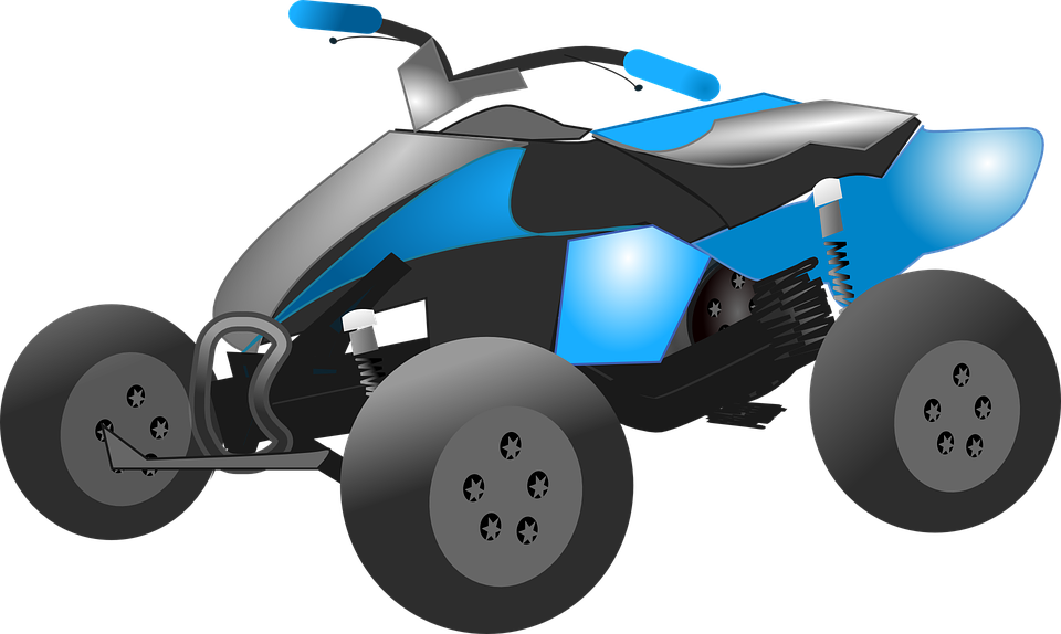 atv terrain quad 183 free vector graphic on pixabay
