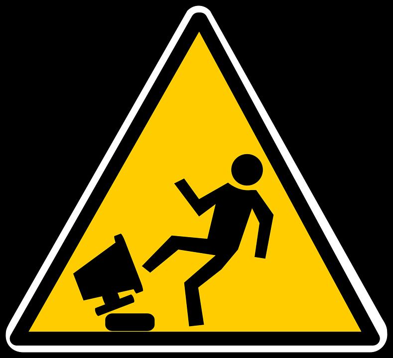 Warnung Gefahr Spannung · Kostenlose Vektorgrafik auf Pixabay