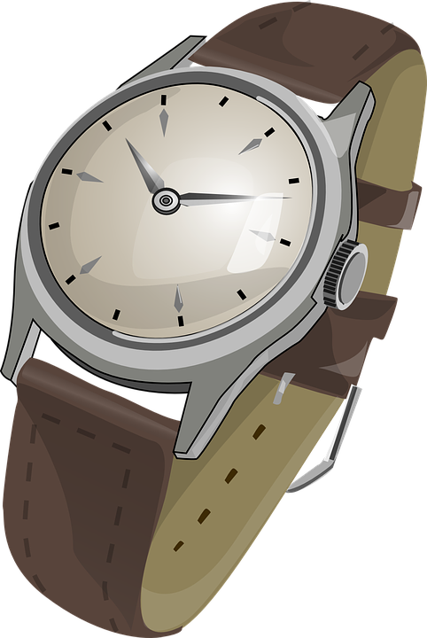 watch wristwatch wrist 183 free vector graphic on pixabay