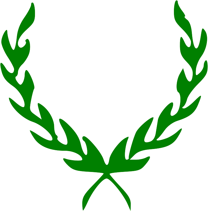 Laurel Wreath Rome Cesar Leaf
