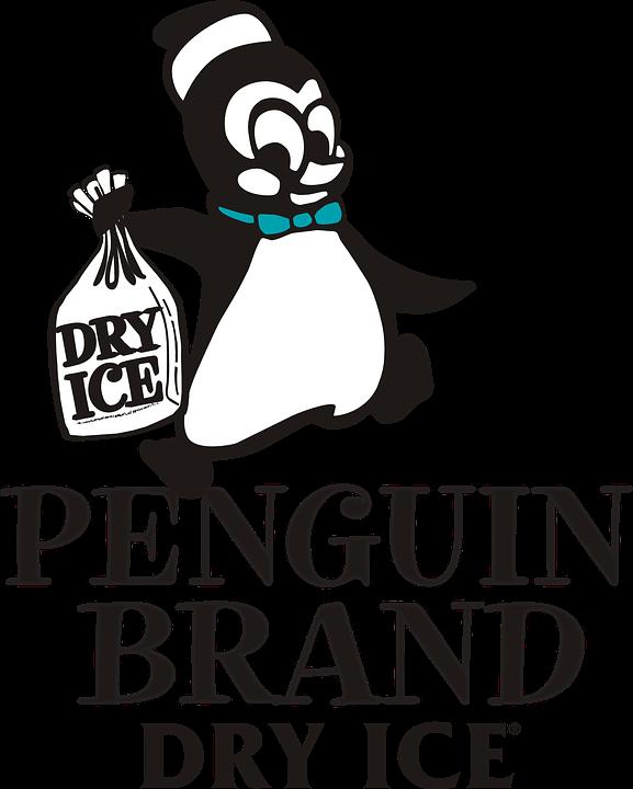 Penguin Ice Logo Dry Free Vector Graphic On Pixabay