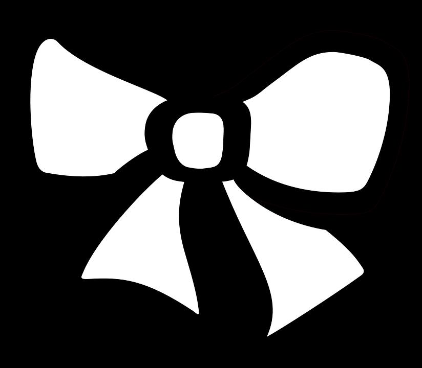 free vector graphic  ribbon  bow  decoration  hair