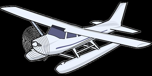 Plane Seaplane Airplane 183 Free Vector Graphic On Pixabay