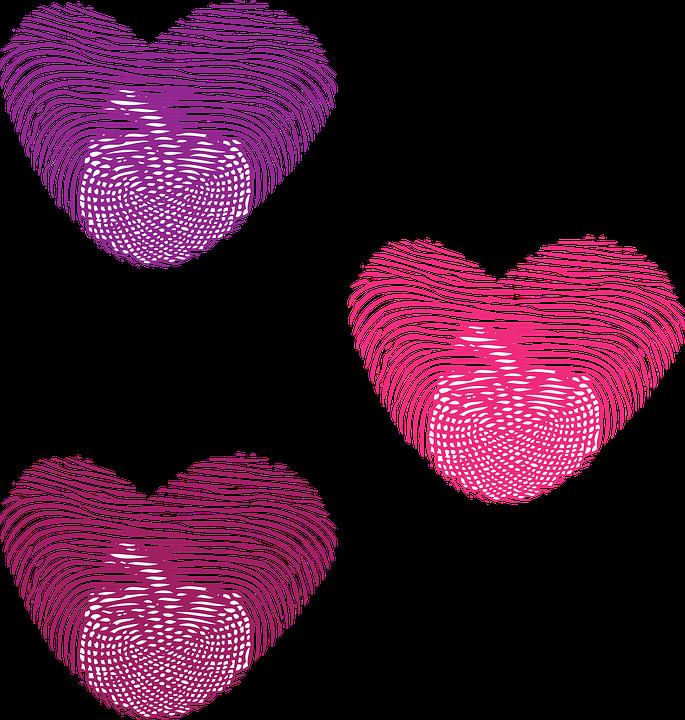 Herz Liebe Herzen Kostenlose Vektorgrafik Auf Pixabay