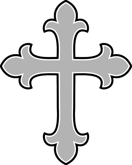 cross gray christian  u00b7 free vector graphic on pixabay