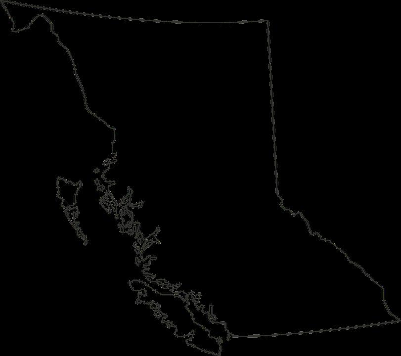British Columbia Region Free Vector Graphic On Pixabay