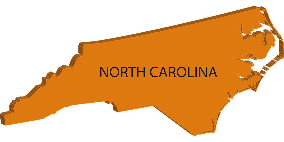 Pin Location Map Free Vector Graphic On Pixabay: North Carolina Map · Free Vector Graphic On Pixabay