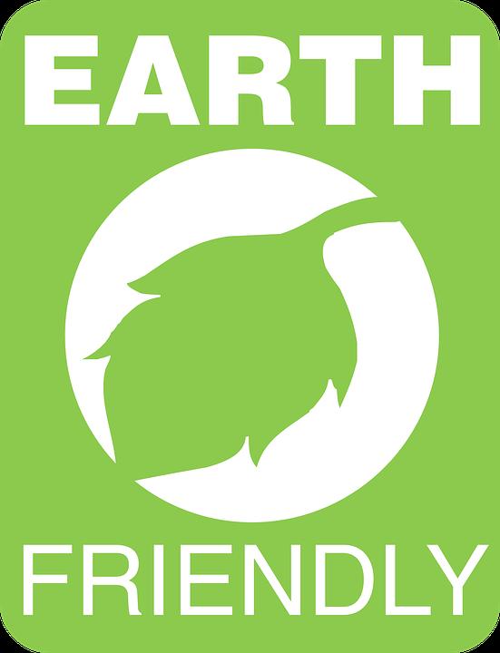 eco friendly logo picture